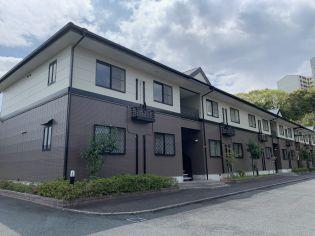 兵庫県神戸市北区有野町二郎の賃貸アパート