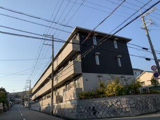 プランドールハイム 2階の賃貸【兵庫県 / 神戸市北区】