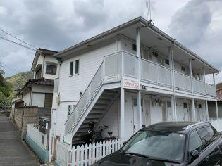 兵庫県神戸市須磨区明神町2丁目の賃貸アパート