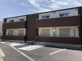 兵庫県神戸市須磨区行幸町3丁目の賃貸アパート