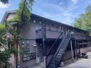 兵庫県神戸市中央区中山手通7丁目の賃貸アパート