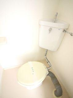 領家グリーンハイツのトイレ