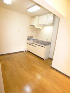 グレ−ス山田のキッチン