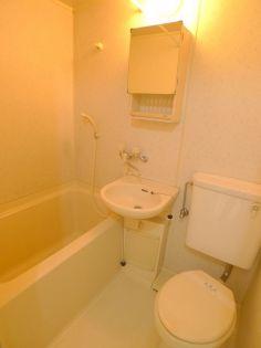 ローズ・アベニューのトイレ