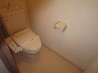 レジディア六本木檜町公園のトイレ
