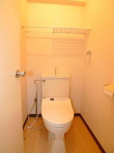 リエス宮原ウエストのトイレ