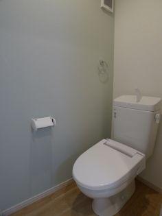 フローレンス埼大前のトイレ