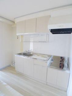 パ−ルマンション1のキッチン