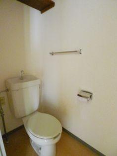 パ−ルマンション1のトイレ