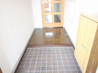 パ−ルマンション1の玄関