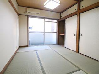 メゾン・ド・ブラン谷塚の居室