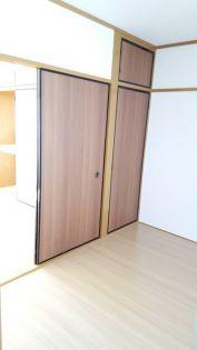斉藤第1マンションの玄関