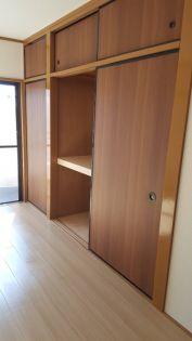 斉藤第1マンションの収納