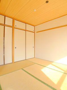 与野本町ハイツの居室