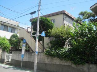 フォ−ブル自由ヶ丘 2階の賃貸【東京都 / 目黒区】