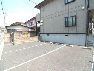 パ−クタウンAの駐車場