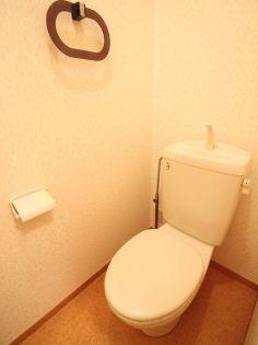 パ−クタウンAのトイレ