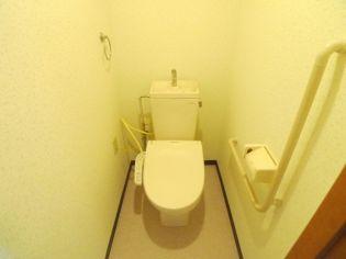 クレストメゾンのトイレ
