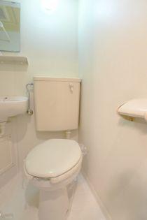ジョイフル西川口第2のトイレ
