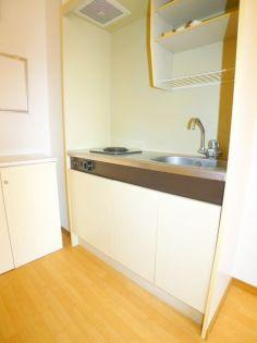 高野台ビルパート1のキッチン
