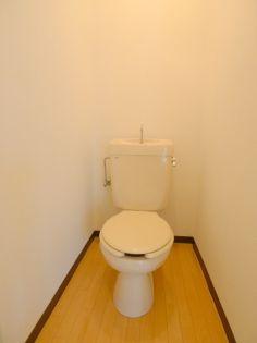 ハイツ前島のトイレ