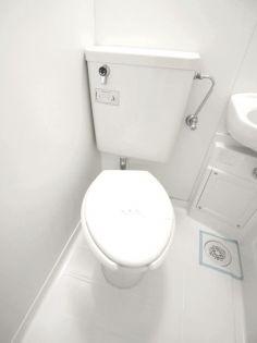 みずほ台宝マンションのトイレ