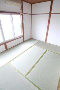 関根ハイツの居室