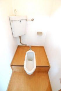 関根ハイツのトイレ