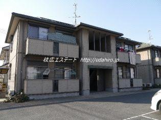フィグタウン(S) 2階の賃貸【広島県 / 福山市】