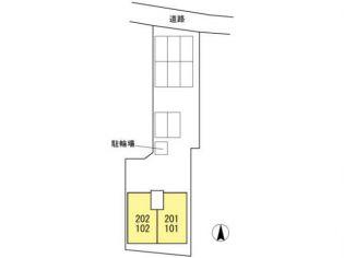 グレイス・クレセントC(D) 1階の賃貸【広島県 / 福山市】