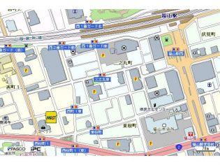 広島県福山市西町1丁目の賃貸マンション