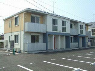 スカイメゾン10・11・12番館(S) 2階の賃貸【広島県 / 福山市】