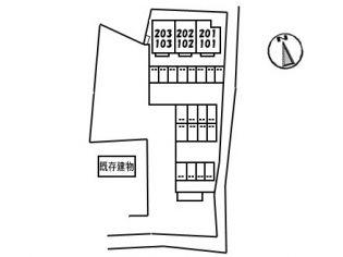ディアス エイフウ(S) 2階の賃貸【広島県 / 福山市】