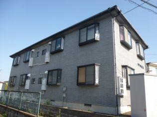 宮城県仙台市太白区東中田3丁目の賃貸アパートの外観
