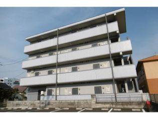 宮城県仙台市太白区西中田6丁目の賃貸マンションの外観