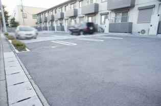 栃木県宇都宮市睦町の賃貸アパートの外観