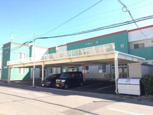 北海道旭川市春光七条9丁目の賃貸アパートの外観