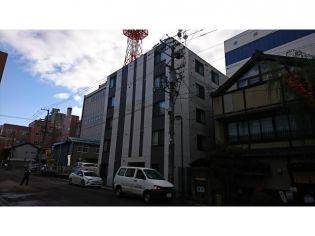 小樽駅前プレジデント 3階の賃貸【北海道 / 小樽市】