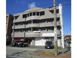 愛知県海部郡大治町大字三本木字柳原の賃貸マンションの外観