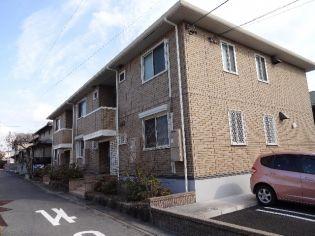 愛知県海部郡大治町大字鎌須賀字川畔の賃貸アパートの外観