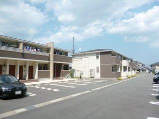 三重県伊勢市勢田町の賃貸アパートの外観