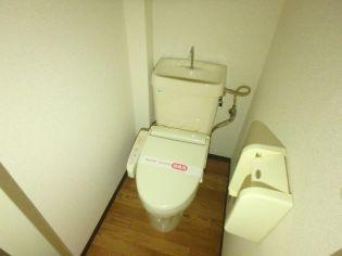 セントラルドリームの個室トイレ