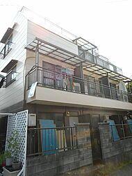 川名荘[203号室]の外観
