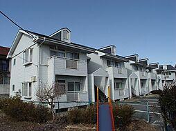DIタウン本町C棟[203号室]の外観