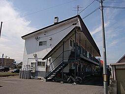 吉田マンションC棟[B-1号室]の外観