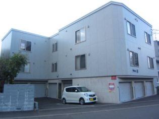 ヴェステン 3階の賃貸【北海道 / 札幌市西区】