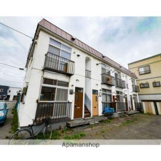 第二宮本ハウス 2階の賃貸【北海道 / 札幌市西区】