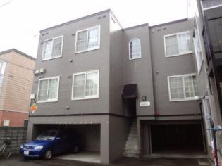 アロー15 3階の賃貸【北海道 / 札幌市中央区】