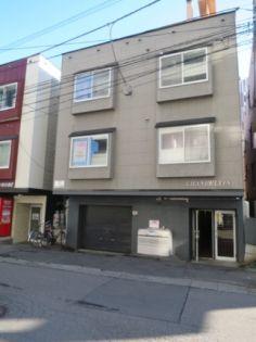 シャンベルタン 3階の賃貸【北海道 / 札幌市中央区】