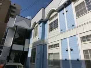 ドリーバーデンA棟[1階]の外観